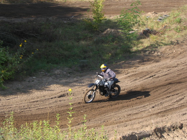 Oldtimer-Cross in Wietstock 2007